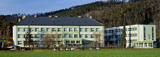 Rekonstrukce tabulí Základní škola Adresová 1 Praha 123