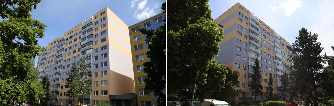 Revitalizace bytového domu Klírova 1911-1913, Praha